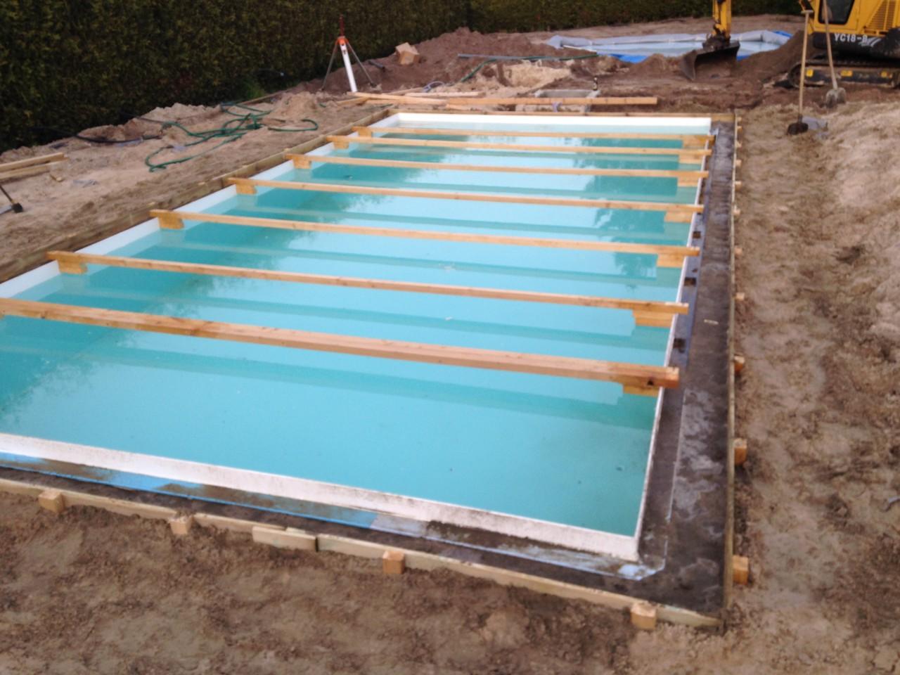 Zwembad laten aanleggen for Zwembad plaatsen in tuin